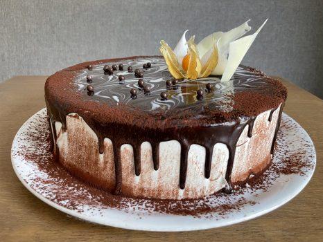 bananovo-cokoladova-torta